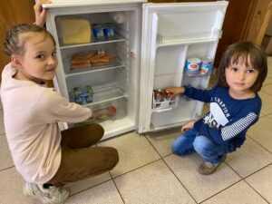 Оказана помощь детским домам