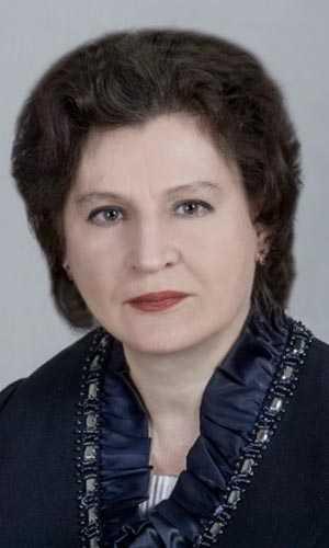 ЛЕОНОВА Ольга Георгиевна